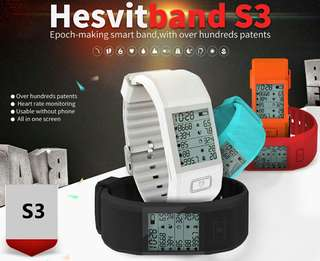 Smart Watch Hesvit S3