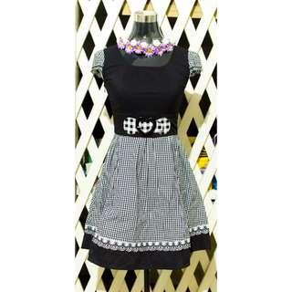 (Bnew) Mogao Jrock inspired dress 2