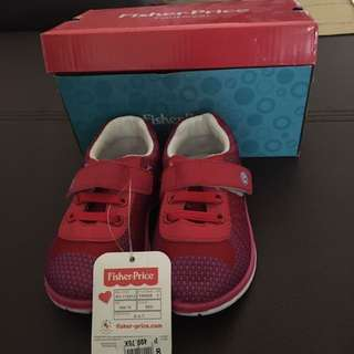 Fisher Price Fannie Rubber Shoes