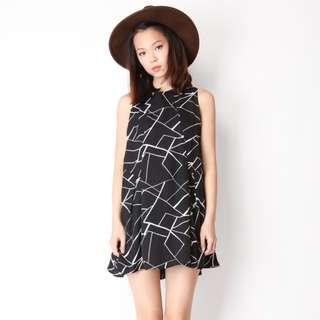 Sienna Slit Tank Dress