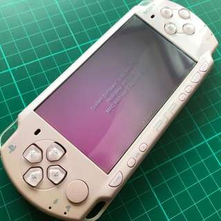 Sony Psp 2000 Slim Rose Pink