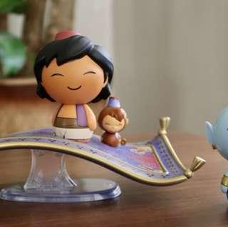 Disney Funko Dorbz Ride Aladdin and Abu