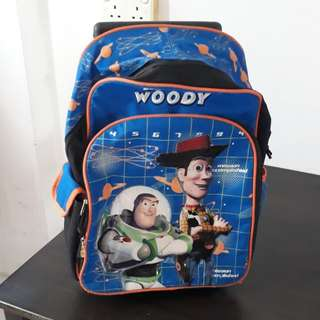 Backpack toy story