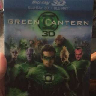 藍光碟Green CANTERAN(3D)