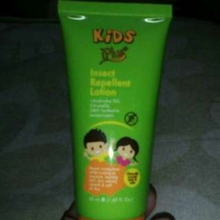 Kids plus insect repellent lotion 50 ml.