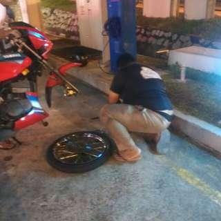 Onsite repair mobile mechanic