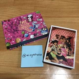 SNSD Girls Generation IGAB Postcard Set