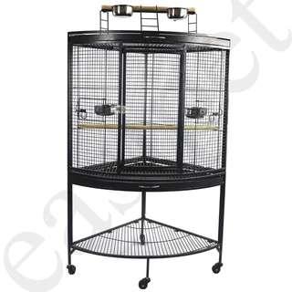 Corner Parrot cage 鸚鵡籠