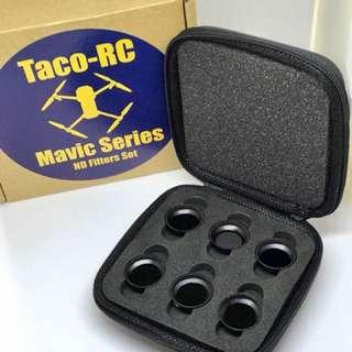 TACO-RC Filters for DJI MAVIC PRO