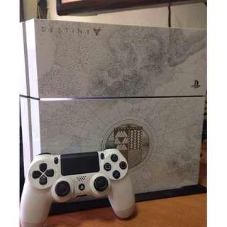 Playstation 4 (PS4) Fat - Destiny Edition 500gb Cuh 12xx