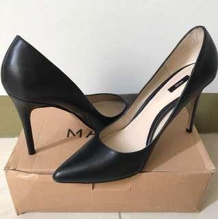 Mango Shoes / High heels Black
