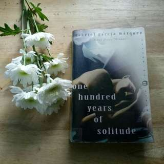 One Hundred Years Of Solitude_Gabriel Garcia Marquez