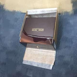 萬希泉原裝錶盒