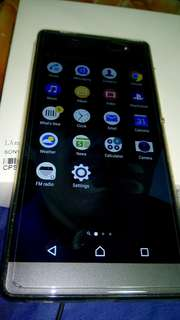 Sony XA ULTRA (BLACK)