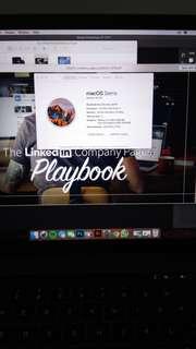 Macbook Pro 2017 A1707