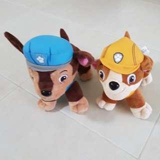 Paw patrol stuff toy