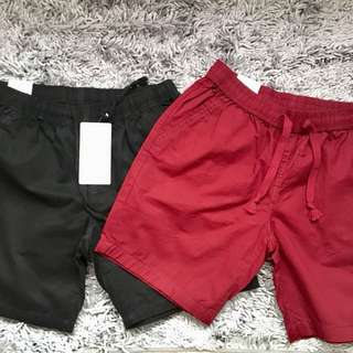 Men's Tailored Shorts