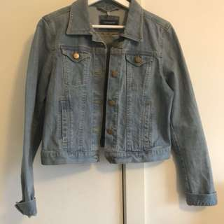 COTTON WORLD Denim Jacket