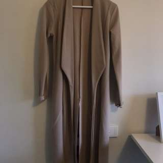 BOOHOO Camel Jacket