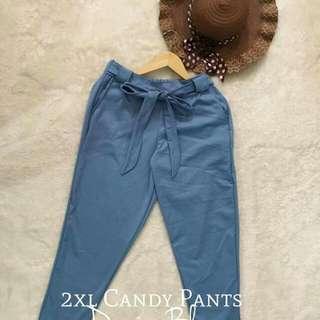 plus size candy pants
