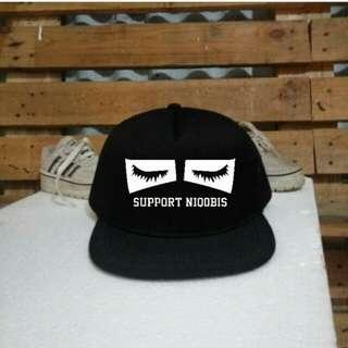 topi niqobi/support niqobies