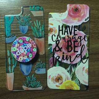 Casetify bumpers iPhone 6/6s