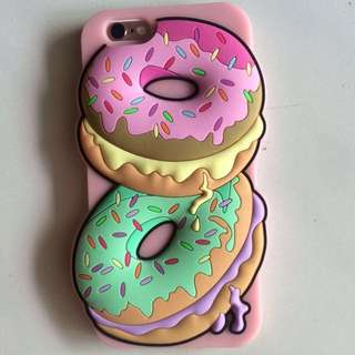 CASE FOR IPHONE 6/6s // BIG DONUTS