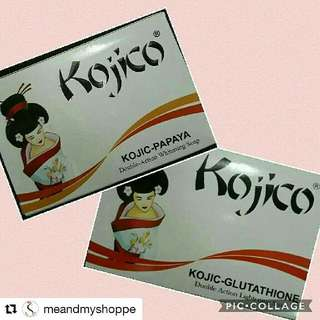 Kojico (Kojic Soap With Papaya And Glutathione)