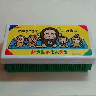 全新 日本正版 Sanrio 1994 馬騮仔盒