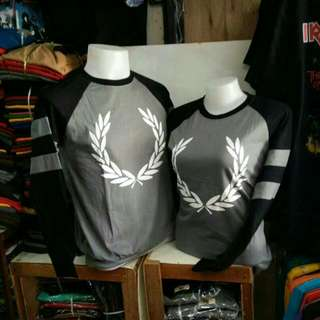 SHIRT LONG SLEEVE FRED PERRY