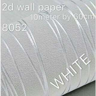 Wall Paper 2D Self Adhesive in Manila nr. Monumento,Caloocan