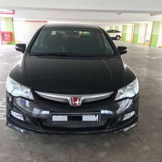 Honda Civic 1.8A 2007