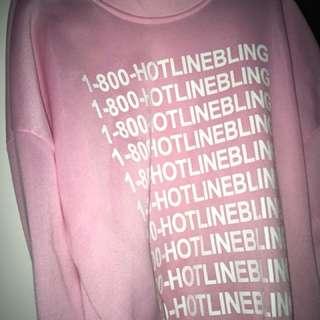 Drake sweatshirt