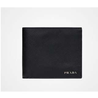 Prada men wallet