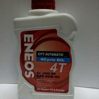 Oli khusus untuk motor matic ENEOS autometik