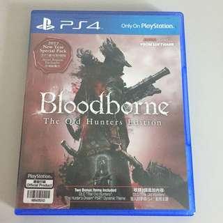 Bloodborne (Old Hunter Hunters) ( PS4)