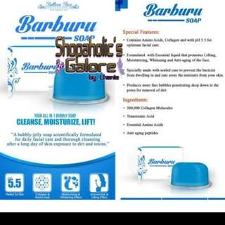 BARBURU COLLAGEN WHITENING SOAP