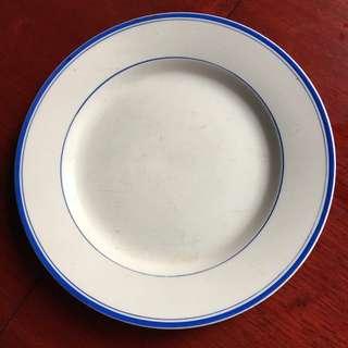五十年前古老陶瓷碟!
