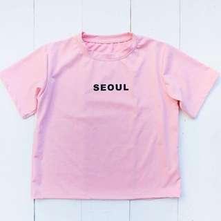 Seoul Pastel Shirts