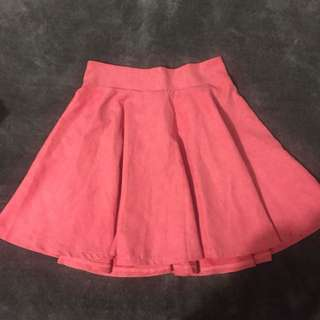 Chic a booti pink skirt