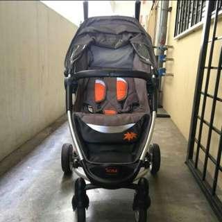 SRC 4 Stroller