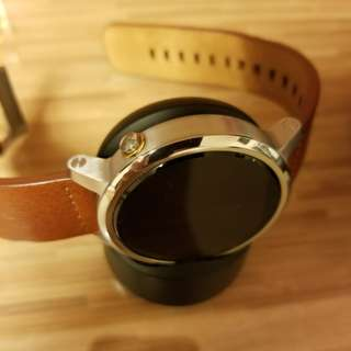 Moto 360 2代 2nd gen 香港行貨 Men 男裝 46mm 電子手錶 smart watch apple Android
