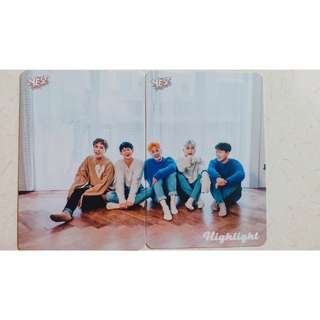 Highlight Yes card ♡