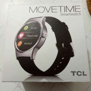 Alcatel Android watch ( TCL Movetime )