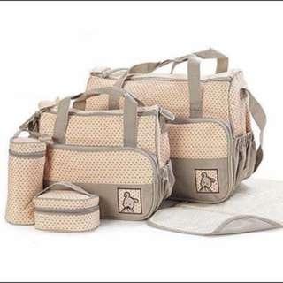 Mommy bag set