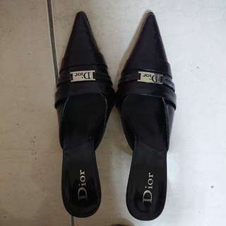 Dior 迪奧 高跟鞋 九成新