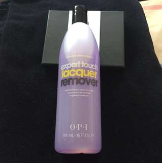 OPI Expert Touch Lacquer Remover BN