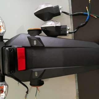 Rear fender rs150r