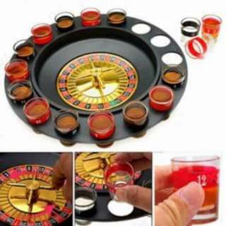 Roulette Game Set