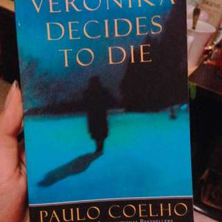Veronika Decides to Die by Paulo Coeho